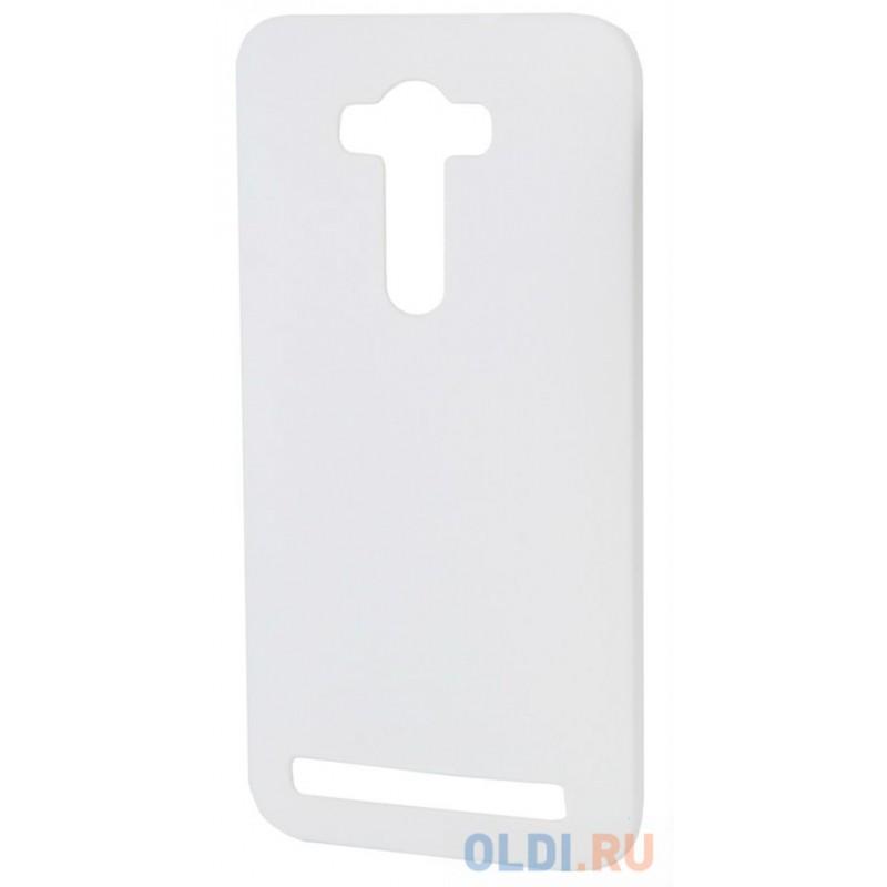 Чехол-накладка Pulsar CLIPCASE PC Soft-Touch для Asus Zenfone 2 Laser (ZE550KL) 5.5 inch (белая)