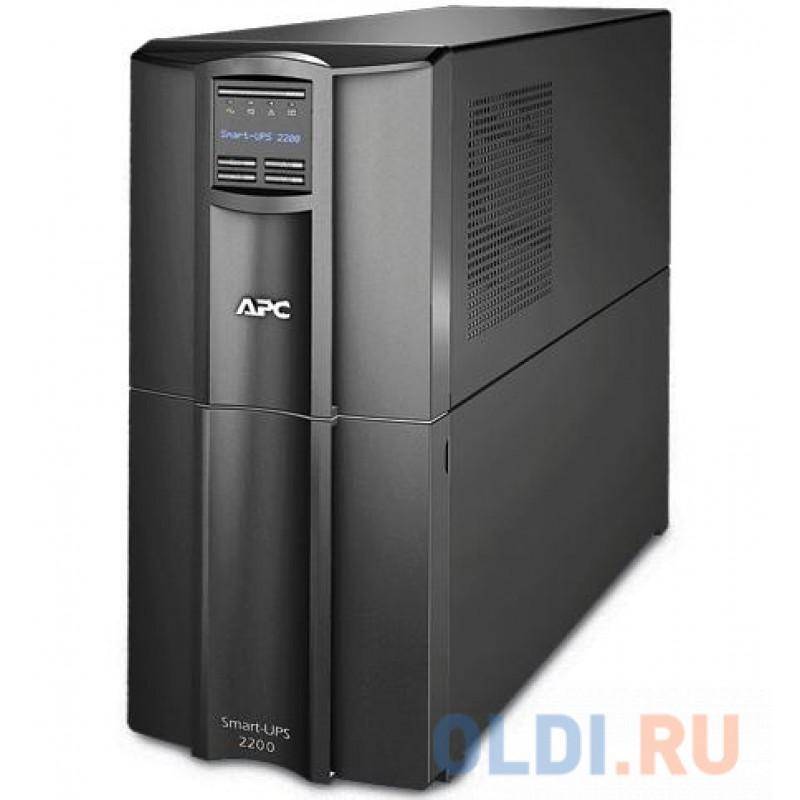 ИБП APC SMT2200I Smart-UPS 2200VA/1980W LCD