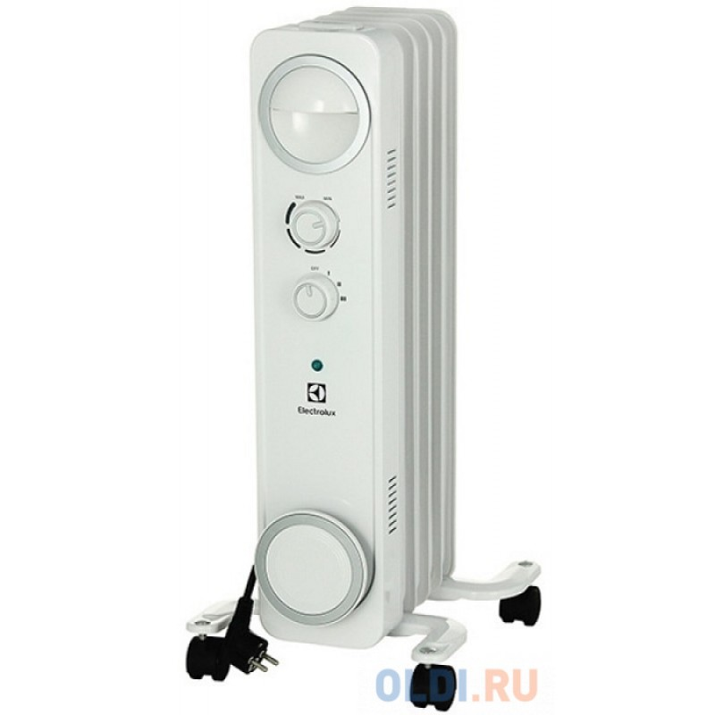 Масляный радиатор Electrolux EOH/M-6105 1000 Вт белый