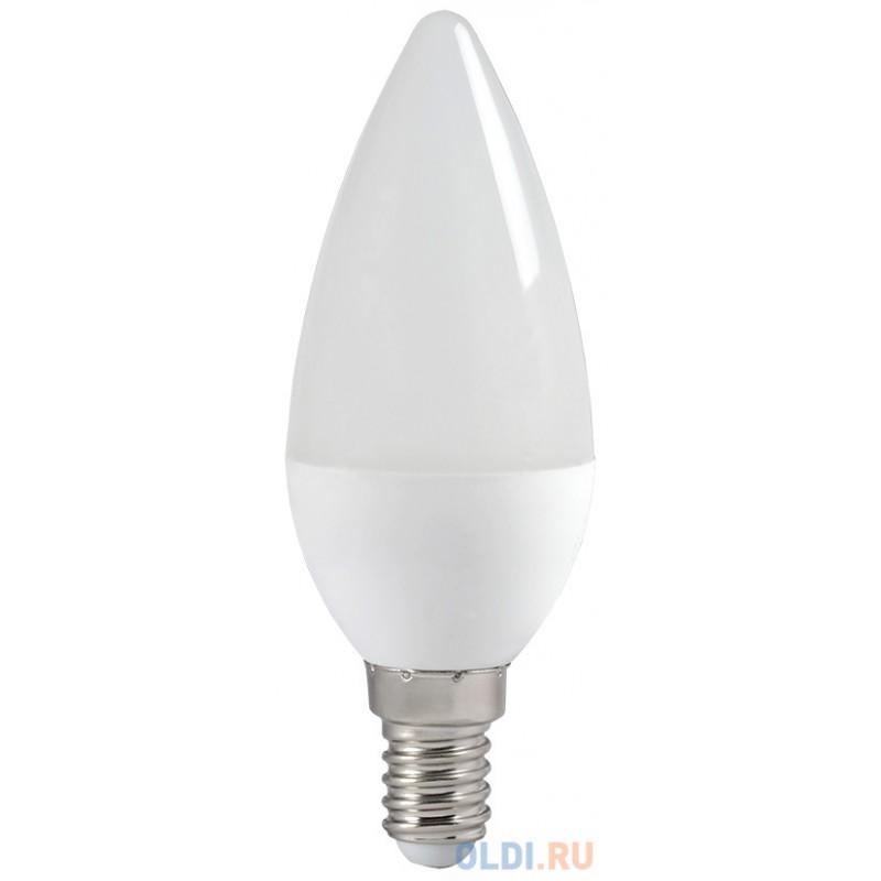 Iek LLE-C35-7-230-30-E14 Лампа светодиодная ECO C35 свеча 7Вт 230В 3000К E14 IEK