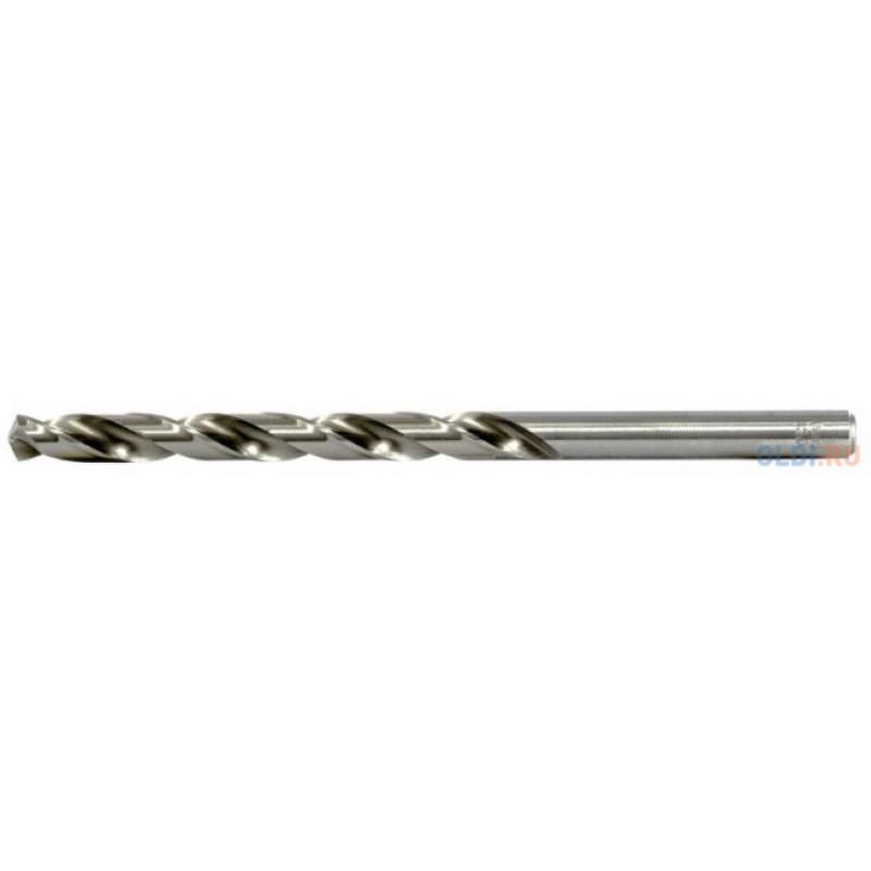 Сверло спиральное по металлу 12 x 205 мм, Р6М5, удлиненное// Барс
