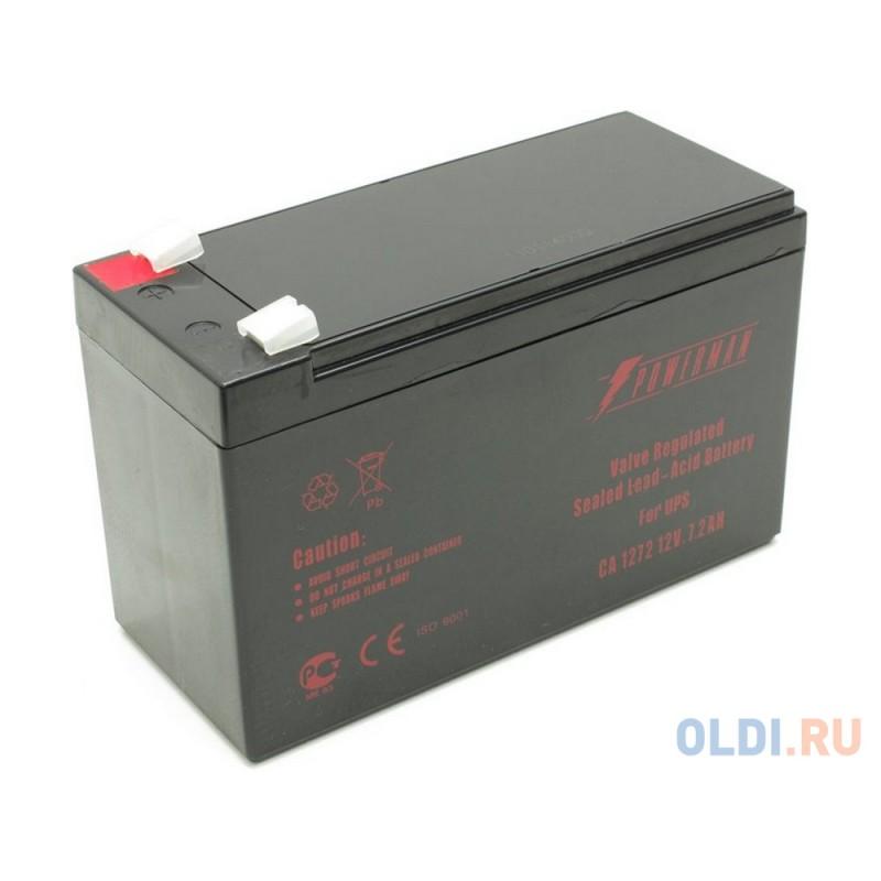 Батарея Powerman CA1272 PM/UPS 12V/7.2AH
