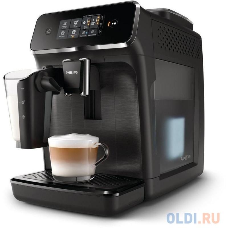 Кофемашина Philips EP2030/10 черный