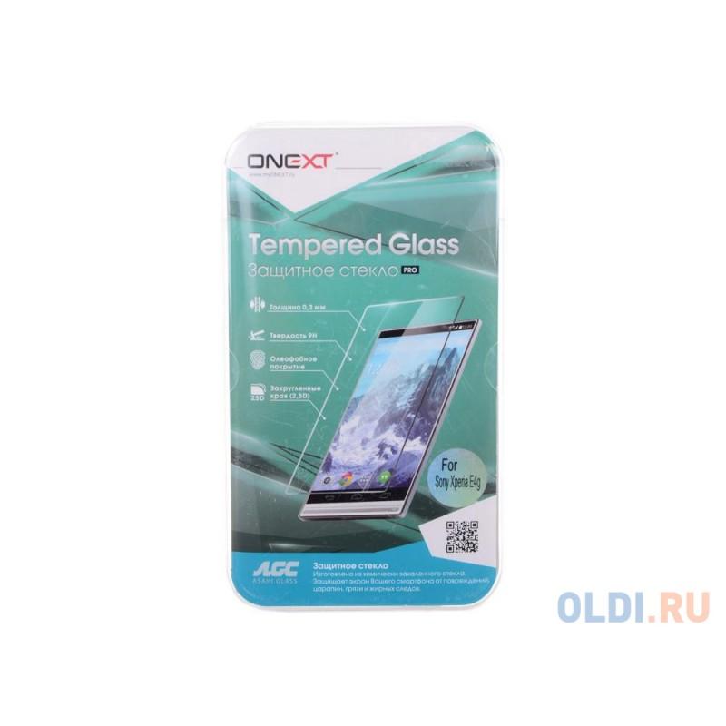 Защитное стекло для Sony Xperia E4g, Onext