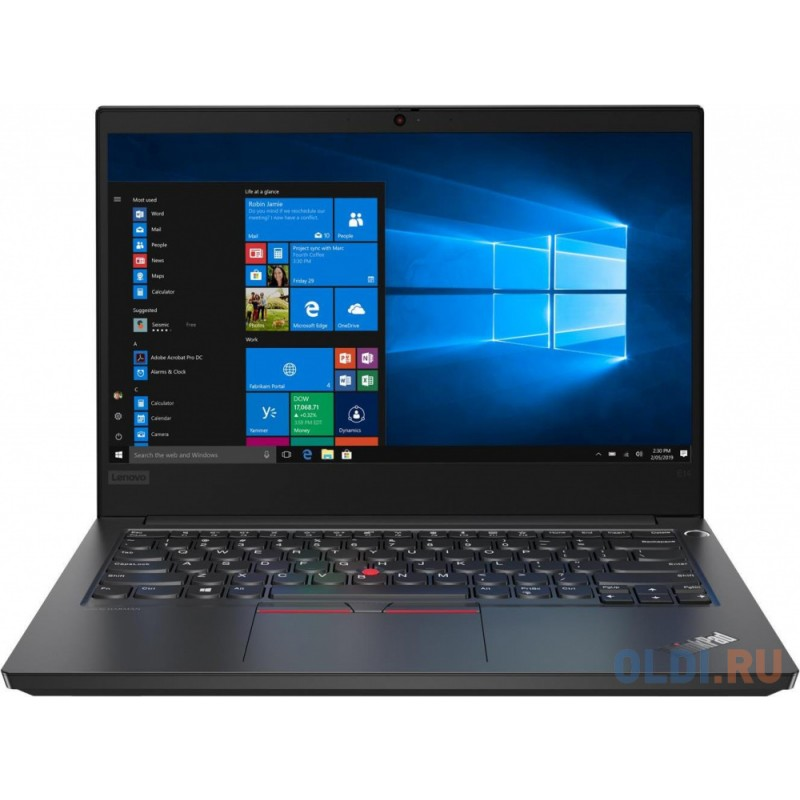 Ноутбук Lenovo ThinkPad E14 20RA001GRT 14