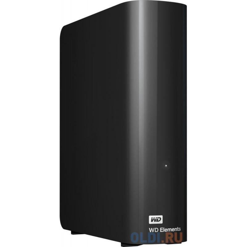 Жесткий диск WD Original USB 3.0 14Tb WDBWLG0140HBK-EESN Elements Desktop 3.5