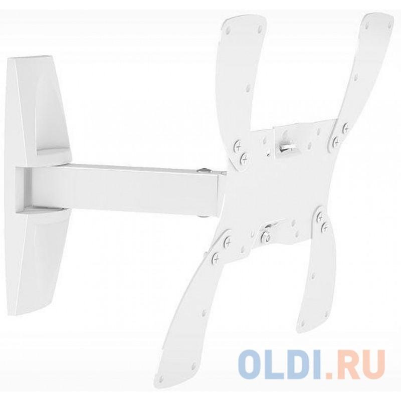 Кронштейн Holder LCDS-5020 белый для ЖК ТВ 15-40