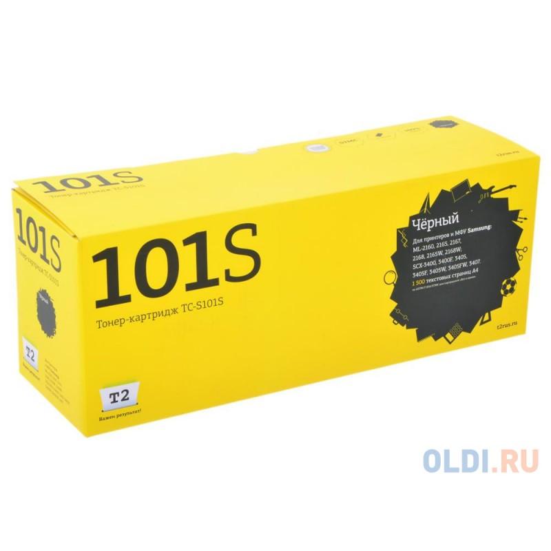 Картридж T2 TC-S101S для Samsung ML-2160/2165/2168/SCX-3400/3405/3407/SF-760 (1500 стр.) с чипом