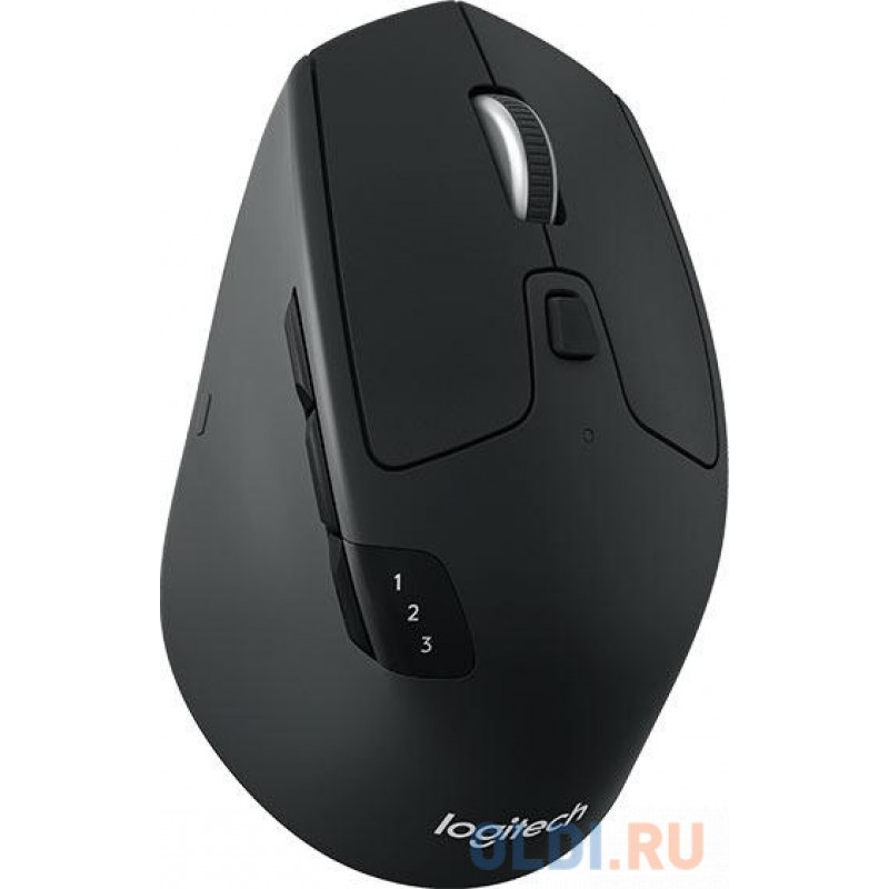 Мышь беспроводная Logitech M720 Triathlon Black BT + USB