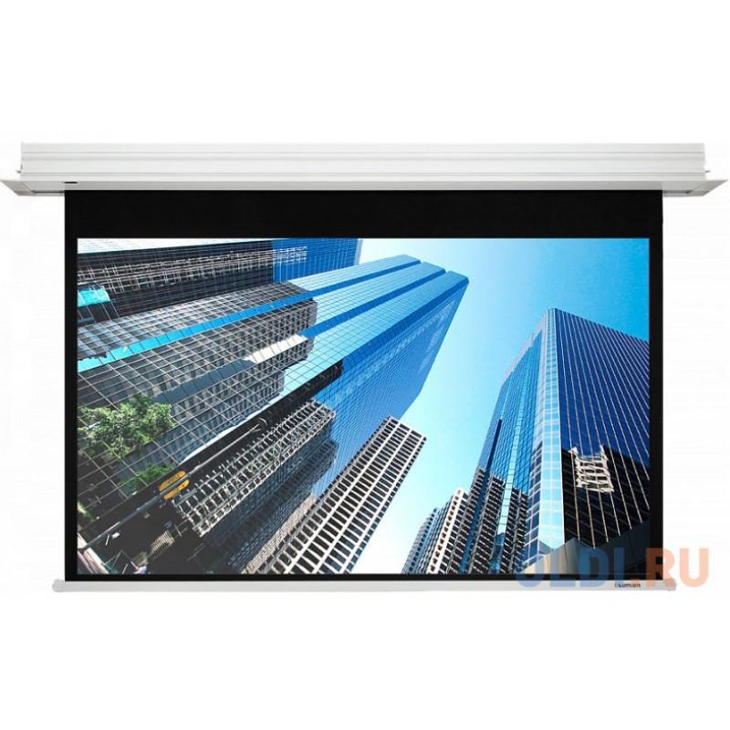 Экран встраиваемый Lumien Master Recessed Control 178х231 см 178х231 см
