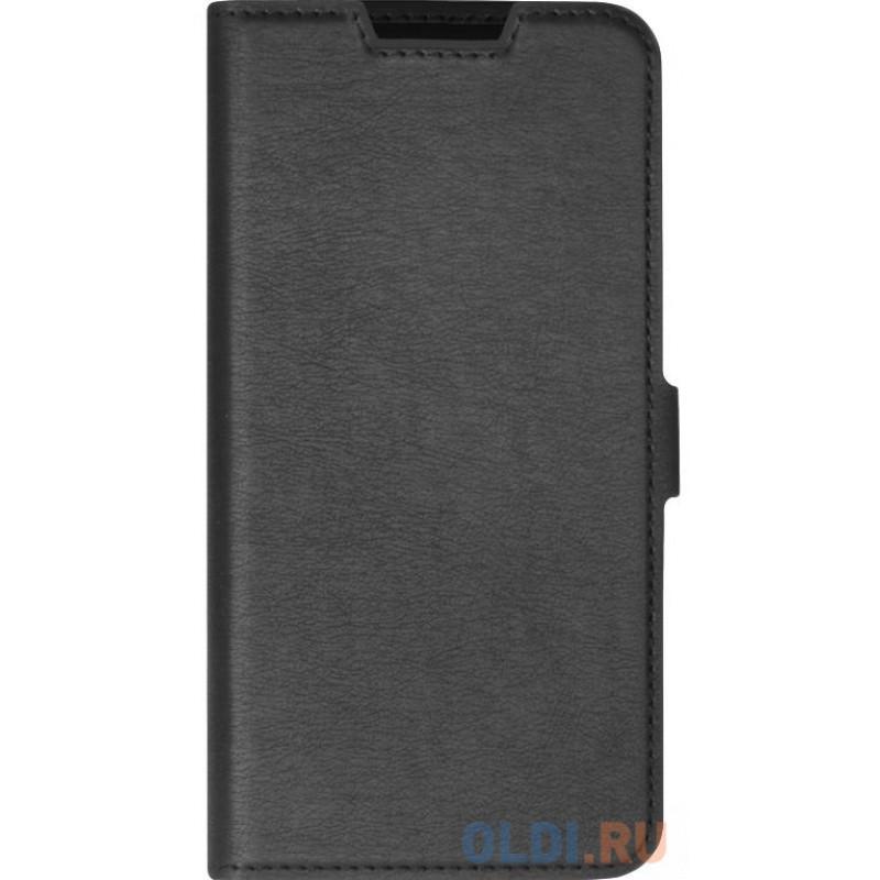 Чехол с флипом для Samsung Galaxy A01 Core DF sFlip-72 (black)
