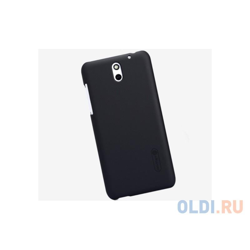 Накладка Nillkin Super Frosted Shield для HTC Desire 610 черный T-N-HD610-002