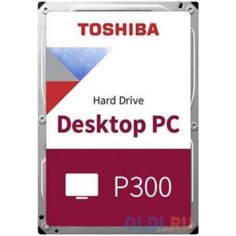 Жесткий диск Toshiba HDWD240EZSTA 4 Tb