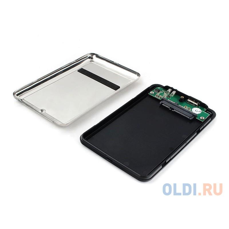 Внешний бокс HDD/SSD 2.5 Gembird EE2-U3S-60