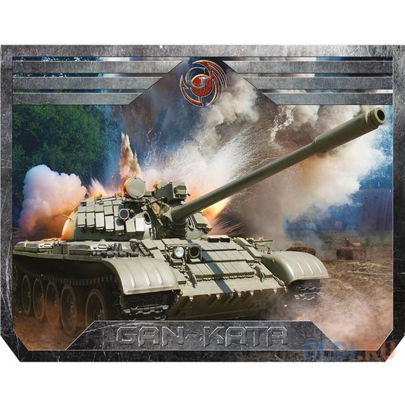 Коврик для мыши Dialog Gan-Kata PGK-07 tank с рисунком танк