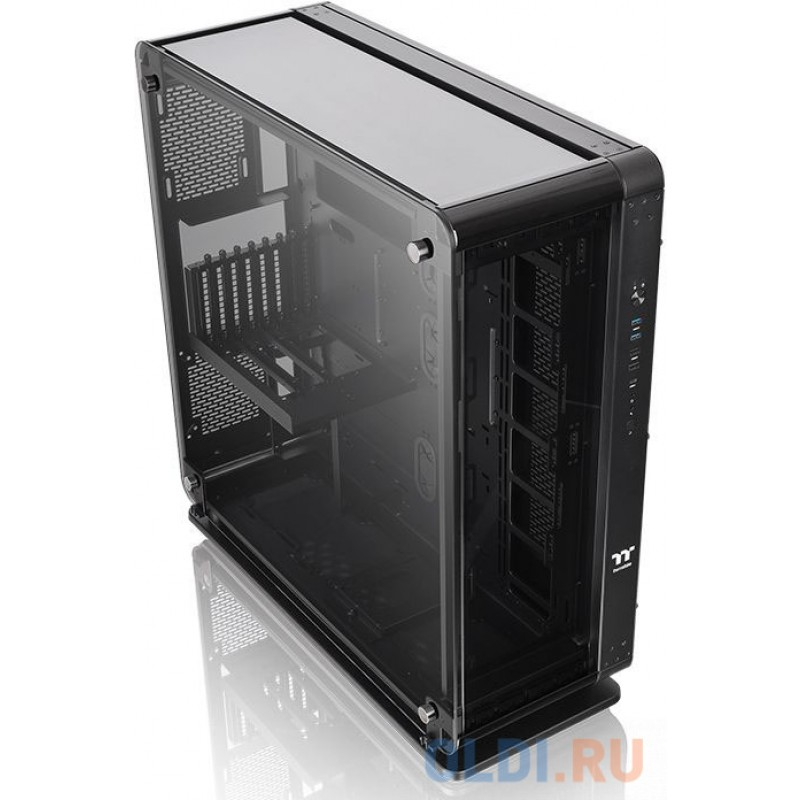 Core P8 TG Black CA-1Q2-00M1WN-00 Black/Wall Mount/SPCC/4mm Tempered Glass*3