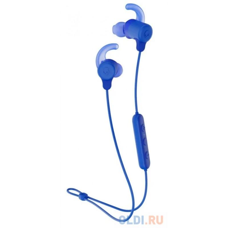 Наушники Skullcandy Наушники спортивные беспроводные внутриканальные JIB+ ACTIVE WIRELESS, синие