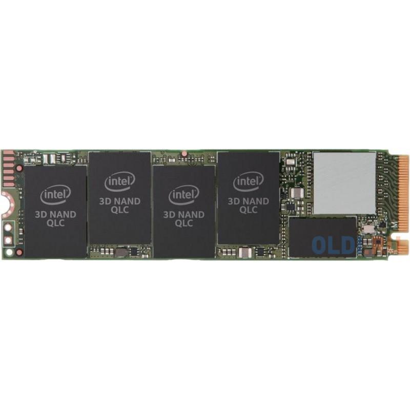 Твердотельный накопитель SSD M.2 2 Tb Intel 660P Read 1800Mb/s Write 1800Mb/s 3D QLC NAND SSDPEKNW020T8X1 978351
