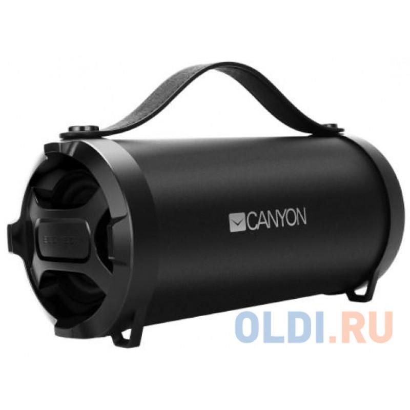 CANYON BSP-6 Bluetooth Speaker, BT V4.2, Jieli AC6905A, TF card support, 3.5mm AUX, micro-USB port,