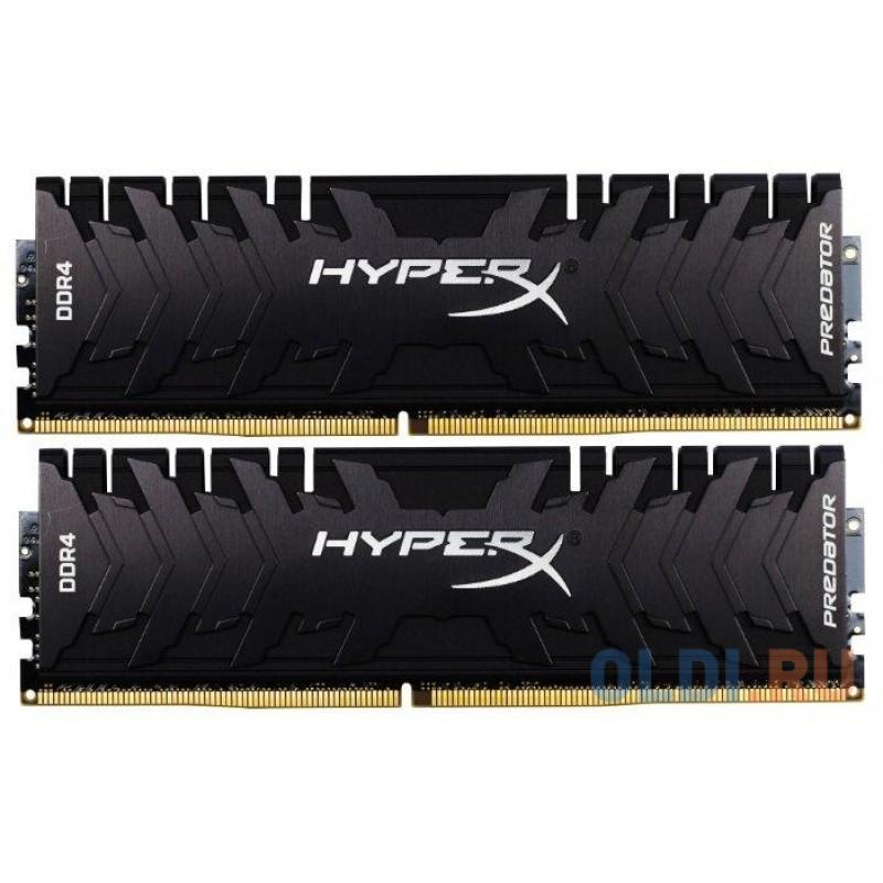 Оперативная память Kingston HX432C16PB3K2/32 DIMM 32Gb DDR4 3200MHz