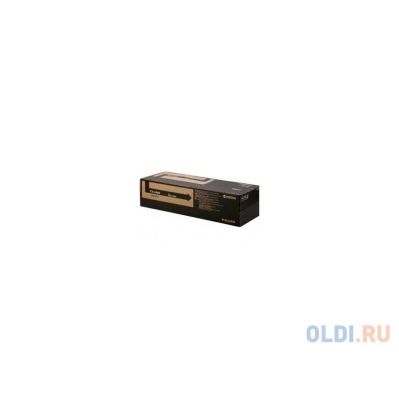 Тонер-картридж Kyocera Mita TK-6705 70000стр Черный