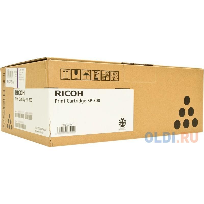 Картридж Ricoh CS-SP300 1500стр Черный