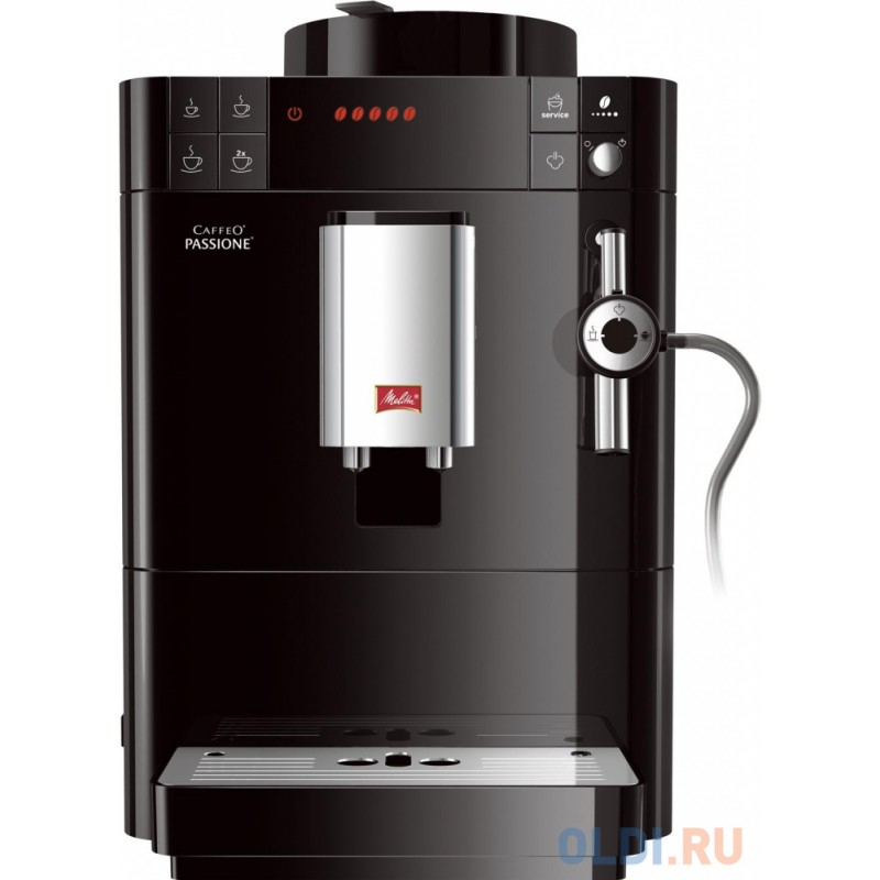 Кофемашина Melitta Caffeo Passione F 530-102 черная/черная