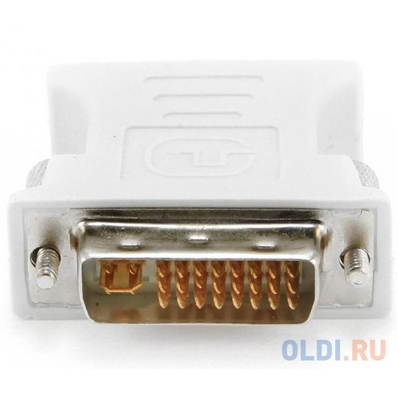 Переходник DVI-VGA Cablexpert, 29M/15F, пакет