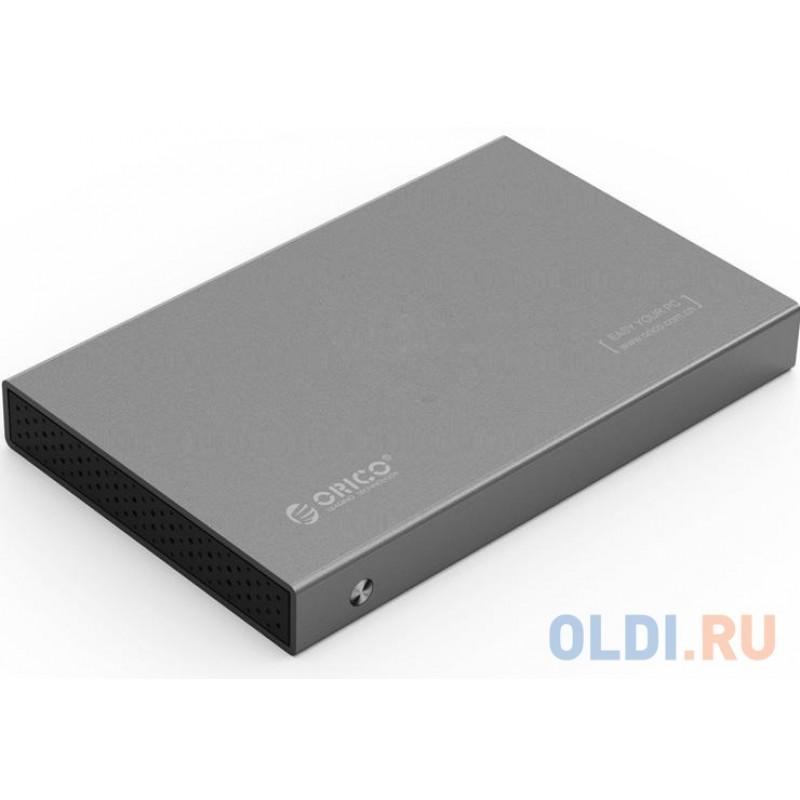 Внешний контейнер для HDD 2,5