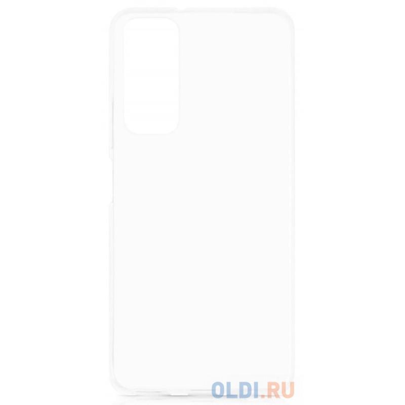 Силиконовый супертонкий чехол для Huawei P Smart 2021/Honor 10X Lite DF hwCase-98
