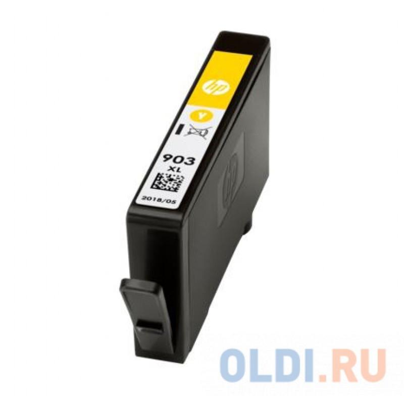 Картридж HP 903XL (T6M11AE) 825стр Желтый
