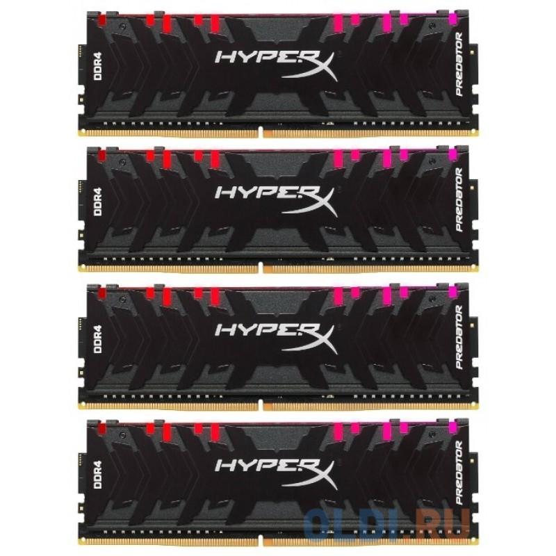 Оперативная память для компьютера Kingston HX429C15PB3AK4/32 DIMM 32Gb DDR4 2933MHz