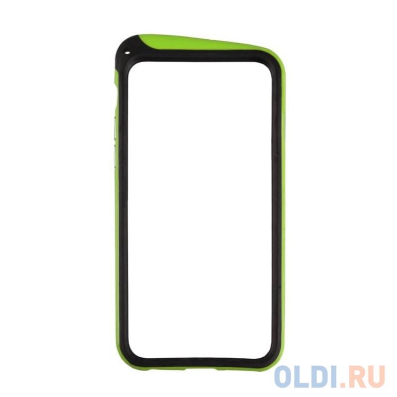 Бампер для iPhone 6/6s NODEA со шнурком (зеленый) R0007140