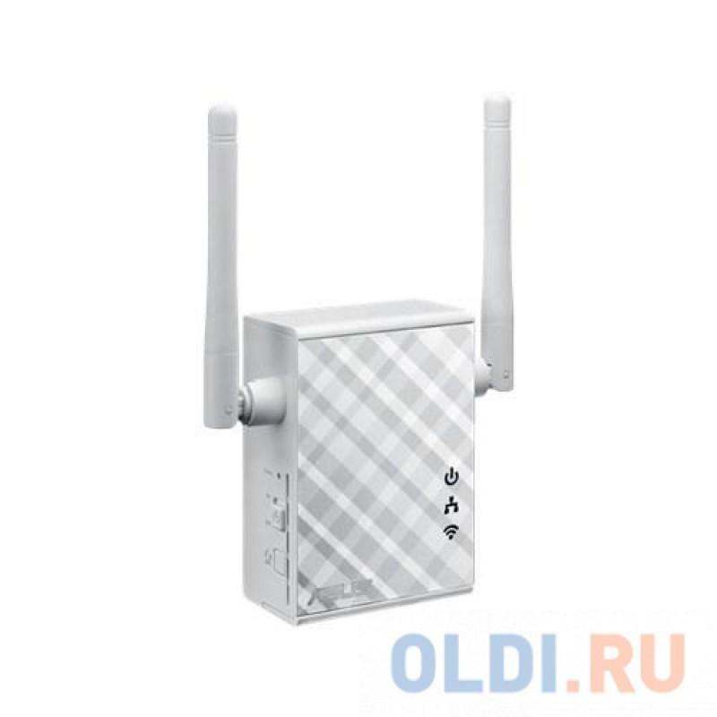 Усилитель Wi-Fi сигнала ASUS RP-N12 Беспроводной повторитель и точка доступа в одном устройстве