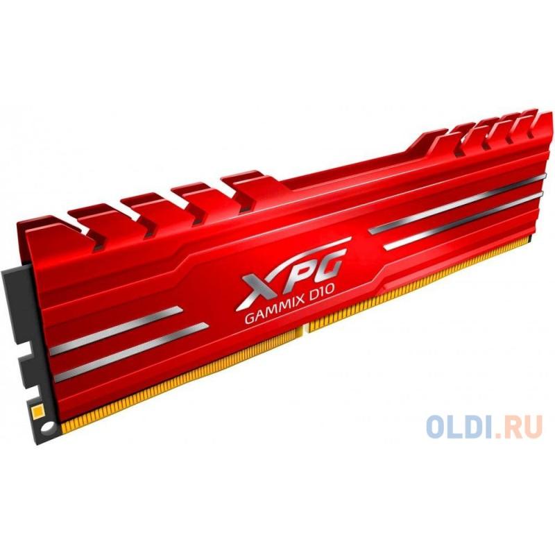 Оперативная память для компьютера A-Data AX4U30008G16A-SR10 DIMM 8Gb DDR4 3000MHz