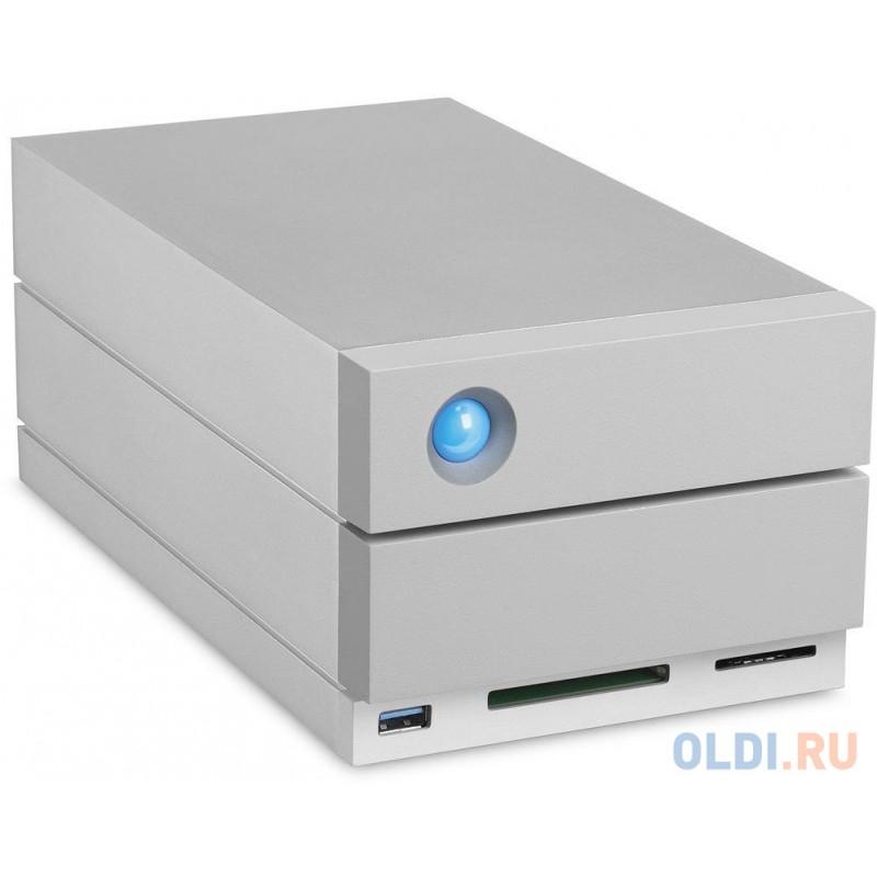 Жесткий диск Lacie Original Thdb3 8Tb STGB8000400 2big Dock (7200rpm) 3.5