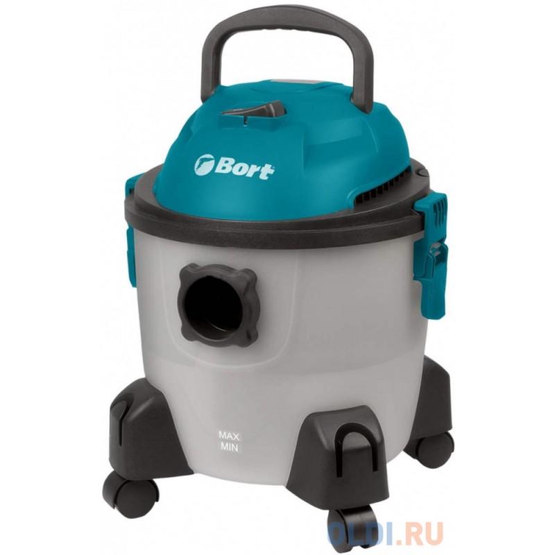 Пылесос для сухой и влажной уборки BSS-1215-Aqua