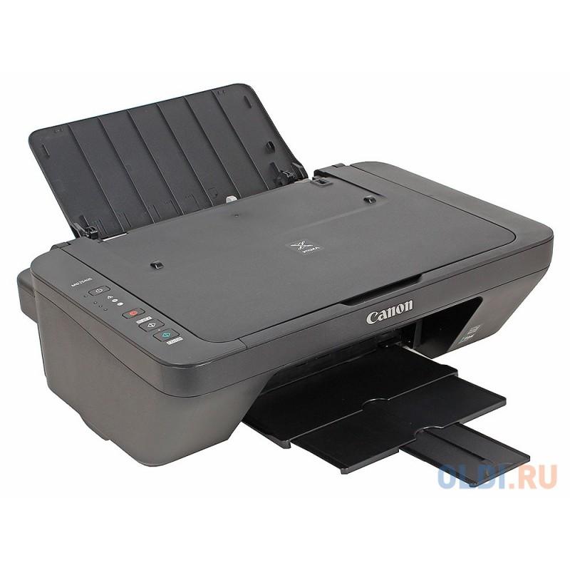 МФУ Canon PIXMA MG2540S цветной/струйный А4, 8 стр/мин, 60 листов, USB