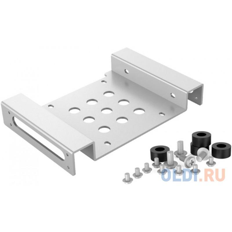 Cалазки для HDD/SDD 2,5'',3,5'' ORICO AC52535-1S-SV
