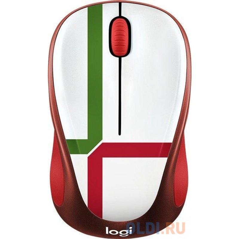 Мышь (910-005430) Logitech Wireless Mouse M238 Fan Collection PORTUGAL
