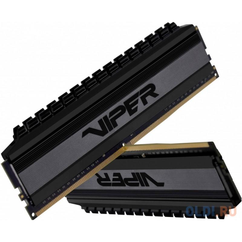 Оперативная память для компьютера Patriot PVB464G360C8K DIMM 64Gb DDR4 3600MHz