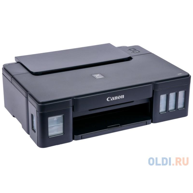 Принтер Canon PIXMA G1411 струйный Настольный бытовой / цветной / 8,8стр/м / 4800 x 1200dpi / А4 / USB