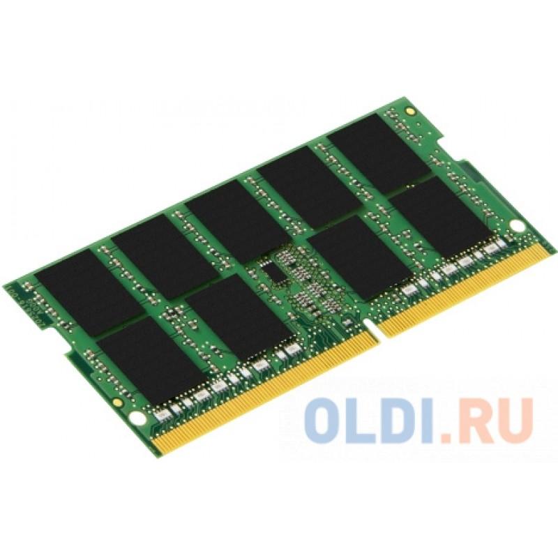 Оперативная память Kingston KVR32S22D8/16 SO-DIMM 16Gb DDR4 3200MHz
