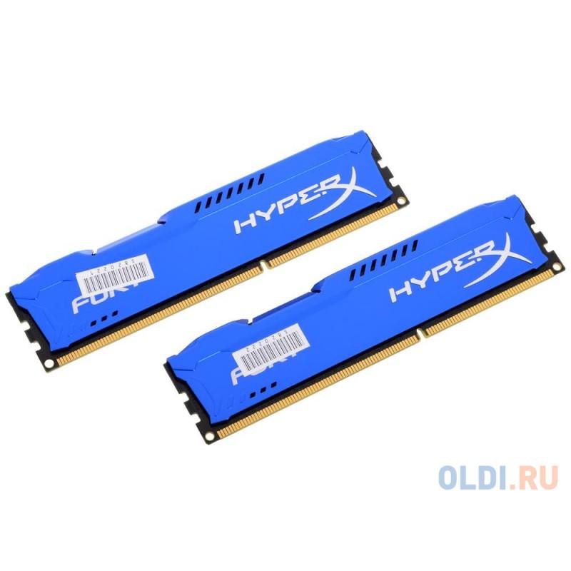 Оперативная память для компьютера Kingston HX316C10FK2/8 DIMM 8Gb DDR3 1600MHz