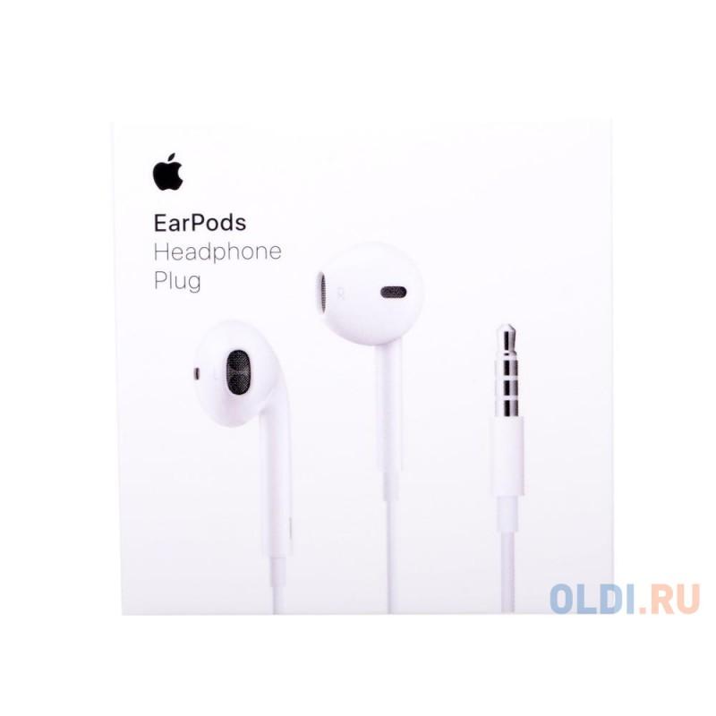 Гарнитура Apple EarPods MNHF2ZM/A