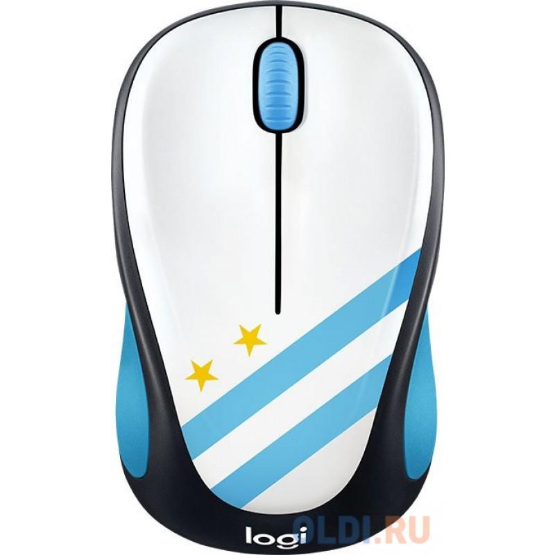Мышь (910-005397) Logitech Wireless Mouse M238 Fan Collection ARGENTINA