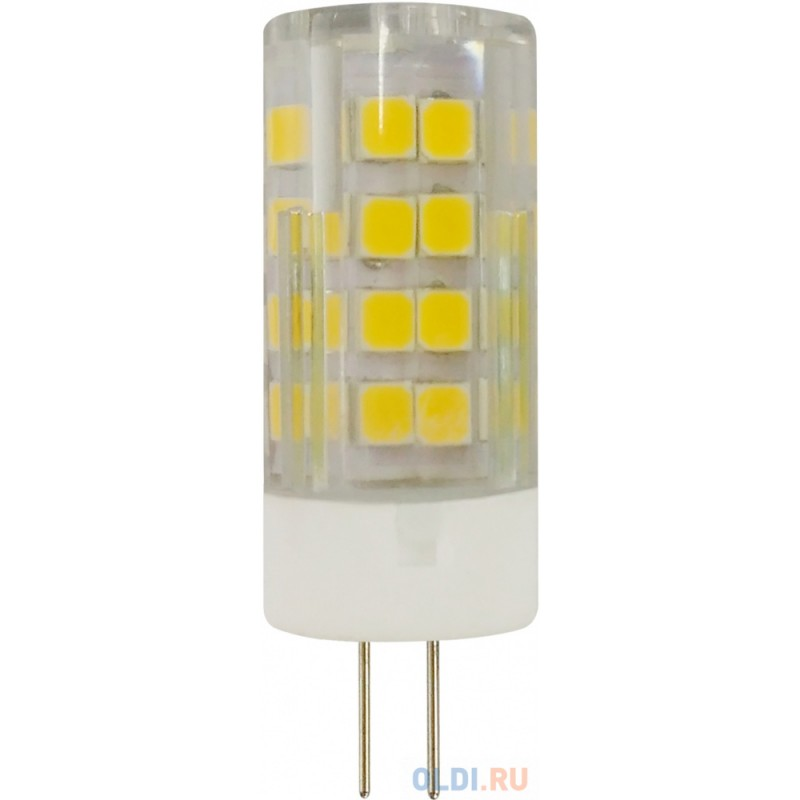 Лампа светодиодная капсульная Эра Б0027858 G4 5W 4000K