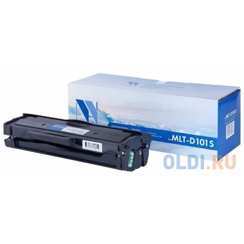 Картридж NV-Print MLT-D101S MLT-D101S 1500стр Черный