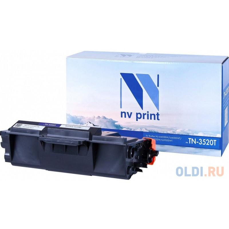 Картридж NV-Print CS-CE278AD 20000стр Черный